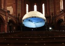Fulldome at the Luther Church Apolda